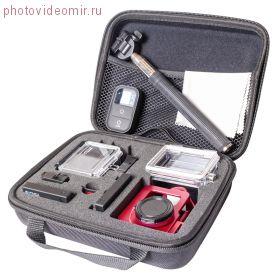 FUJIMI GP-BGB Полужёсткий кейс для экшн камер Гопро (большой)