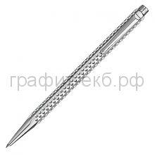 Ручка шариковая Caran d'Ache Ecridor Golf PP латунь, палладиевое покрытие 890.516