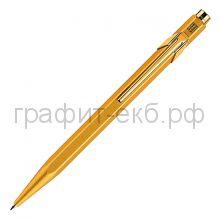 Ручка шариковая Caran d'Ache Office Goldbar синий М 849.999