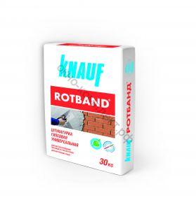 Штукатурка гипсовая   Ротбанд 30кг KNAUF 1уп=40шт