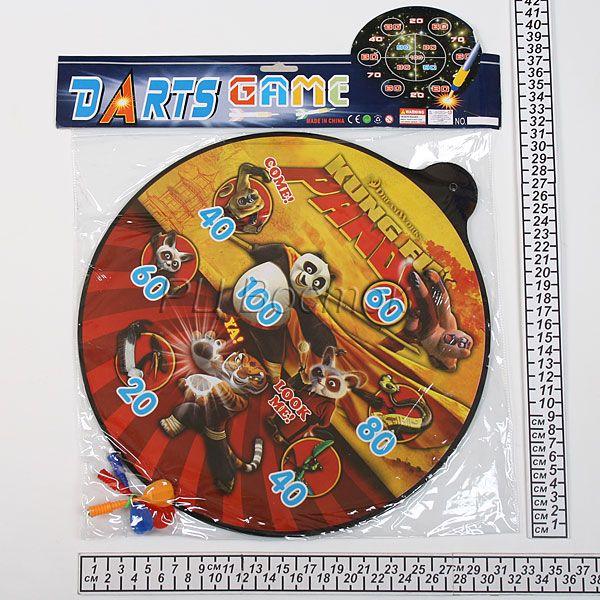 Дартс магнитный Панда