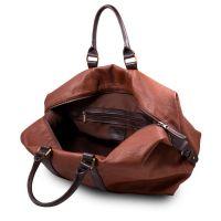HADLEY ELIJAHWOOD кожаная дорожная сумка