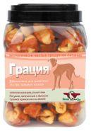 "Green Qzin ""Грация"" гусиное мясо на яблоке (750 г)"