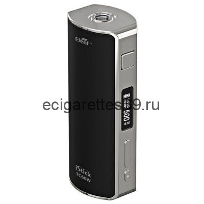 Боксмод Eleaf iStick 60W TC  - функция термоконтроля