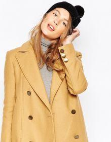 Кашемировая мягкая шапка бини с модным помпоном и отворотом, крупная вязка, классический черный цвет Cashmere Chunky Ribbed Hat / Pom Pom