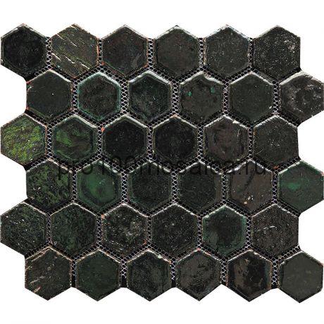 Hexa-7(2). Мозаика СОТЫ 44x49x10, серия Hexa,  размер, мм: 283*245 (GAUDI)
