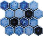 Hexa-25(4). Мозаика СОТЫ 66x77x10, серия Hexa,  размер, мм: 275*240 (GAUDI, Испания)