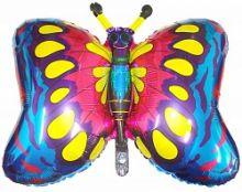 """Бабочка синий, 14""""/ 36 см"""