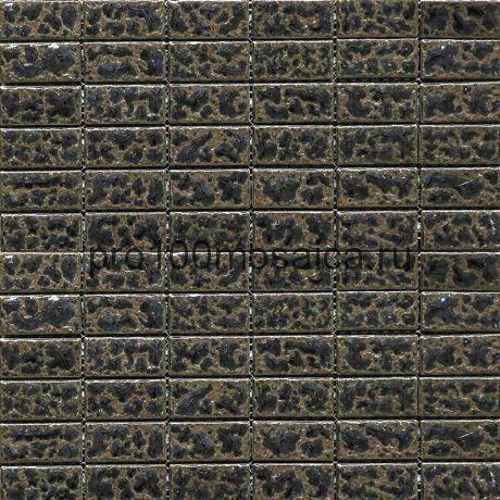 Brik-6(4). Мозаика 48x24x8, серия Brik,  размер, мм: 298*298 (GAUDI)