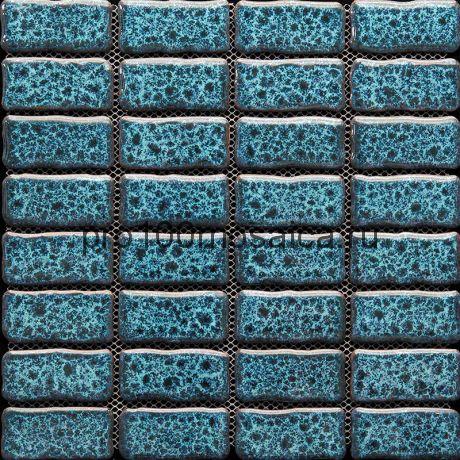 Brik-21(4). Мозаика 74x35x10, серия Brik,  размер, мм: 298*298 (GAUDI)