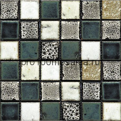 Orgn-28(4). Мозаика 45x45x10, серия ORGANICO,  размер, мм: 285*285 (GAUDI)