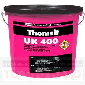 THOMSIT UK400 Клей для текстильных и ПВХ покрытий 14кг