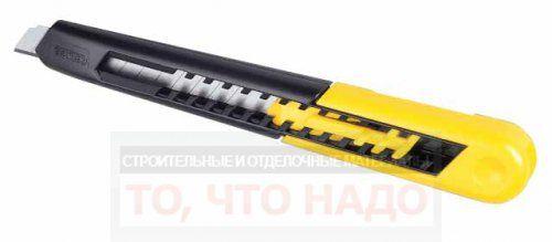 Нож Stanley с выдвижным лезвием 9 мм 0-10-150