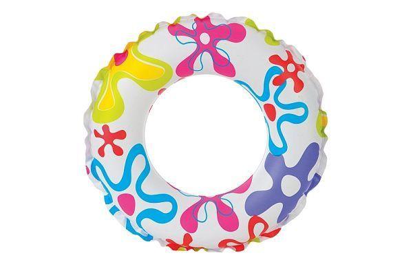 Intex Круг для плавания детский 61 см. 59241