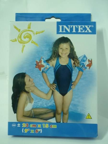 Intex Нарукавники детские 23*15 см. 56651