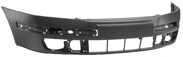 Бампер передний SKODA Octavia 04- 1Z0807221 USO721Z2145 UkorAuto