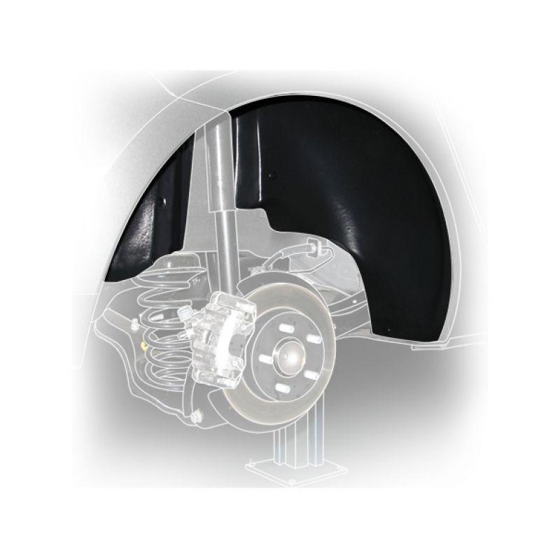 Подкрылок задний правый CITROEN C-Crosser, PEUGEOT 4007 C000000062 Citroen/Peugeot