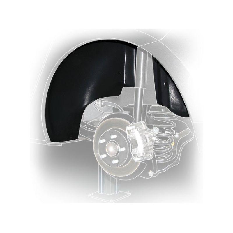 Подкрылок задний левый CITROEN C-Crosser, PEUGEOT 4007 C000000061 Citroen/Peugeot