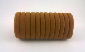 Резинка для волос бесшовная 4 см, цвет №26 , (1уп = 24шт)