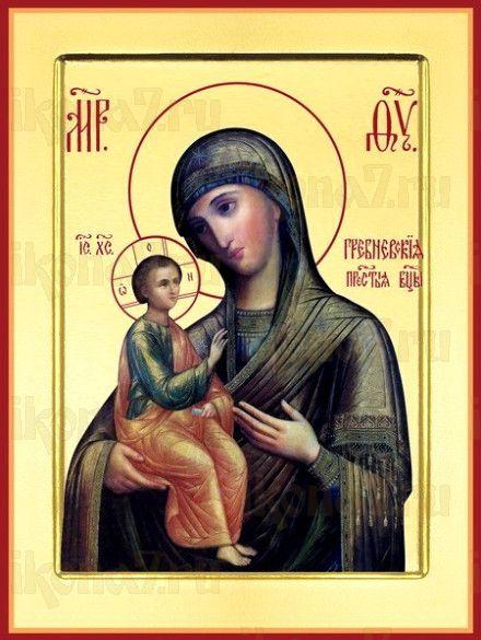 Гребневская икона Божией Матери (рукописная)