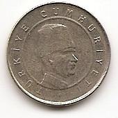 Турция 10 новых курушей, 2006