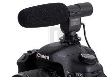 Стереомикрофон SG-108, для фотокамер CANON NIKON PENTAX OLYMPUS PANASONIC D-SLR