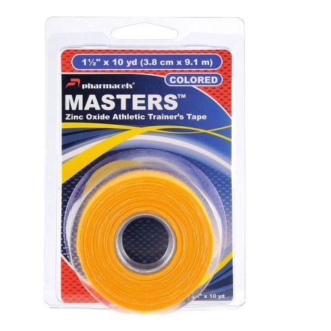 Тейп pharmacels Masters 3.8см х 9.1 желтый