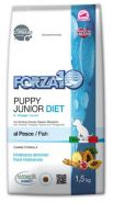 Forza10 Puppy Junior Diet al Pesce Диетический продукт для щенков, беременных и лактирующих сук (1,5 кг)