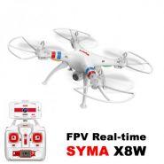 Syma X8W с камерой HD FPV (онлайн трансляция)