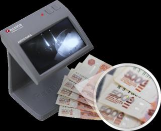 Экономичный и компактный детектор Cassida Primero series
