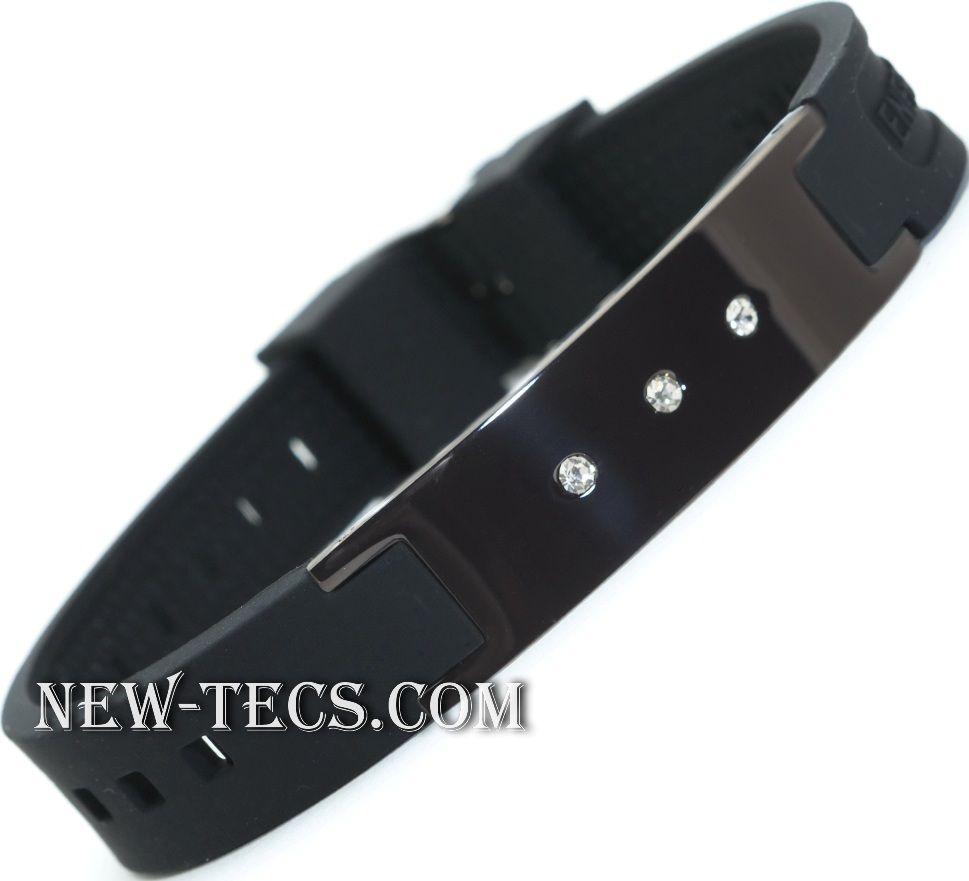Спортивный браслет Power Band black