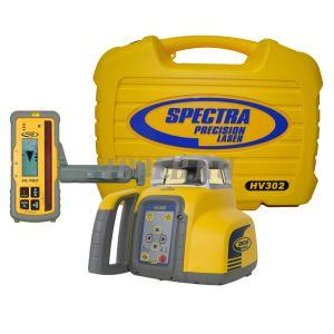 Spectra Precision HV302-7 - лазерный нивелир ротационный