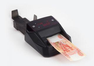 Детектор банкнот автомат MONIRON DEC ERGO