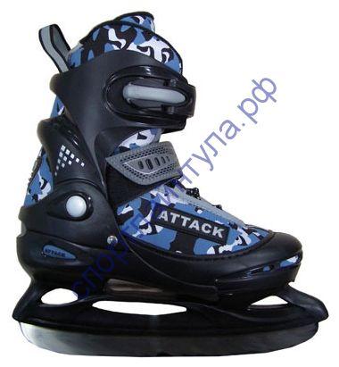 Раздвижные хоккейные коньки ISG ATTACK