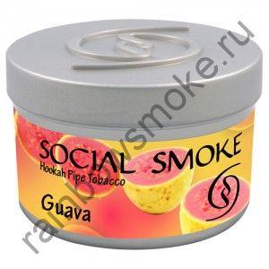 Social Smoke 250 гр - Guava (Гуава)