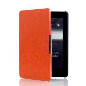 Обложка (чехол) для Amazon Kindle Voyage с клипсой (оранжевый)