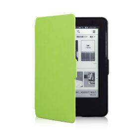 Обложка для Amazon Kindle 6/7 с клипсой  (зеленый)