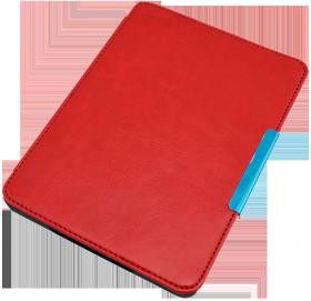 Обложка (чехол) для Kobo Aura HD (красный)