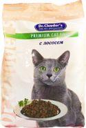 Dr. Clauder's Корм для кошек с лососем (400 г)
