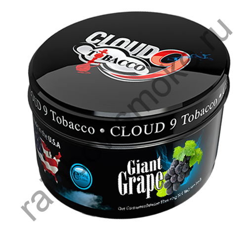 Cloud 9 250 гр - Giant Grape (Гигантский Виноград)