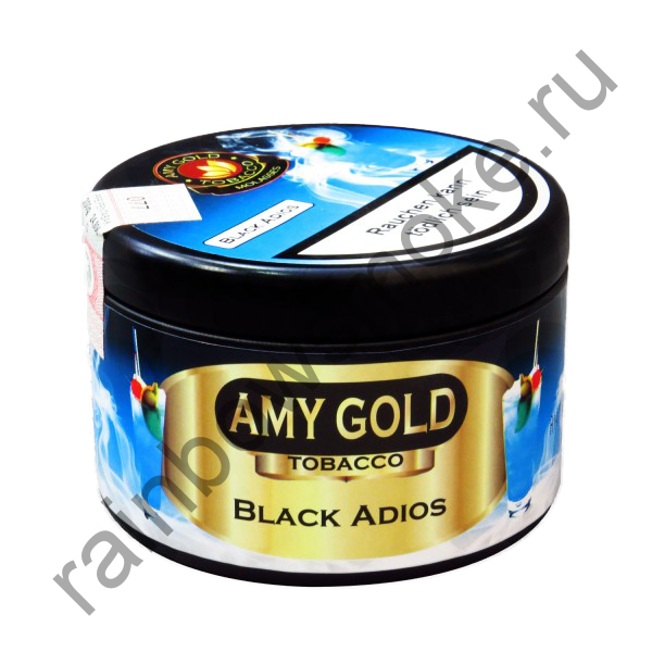 AMY Gold 200 гр - Black Adios (Блэк Адиос)