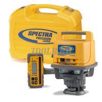 Spectra Precision LL500 - Ротационный лазерный нивелир - купить в интернет-магазине www.toolb.ru цена, обзор, характеристики, фото, заказ, онлайн, производитель, официальный, сайт, поверка, отзывы