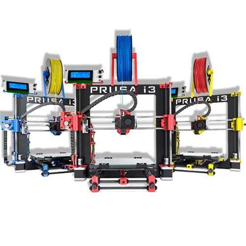 3D-принтер Prusa i3 Hephestos (модель для сборки)