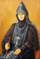 Икона София Шамординская (рукописная)