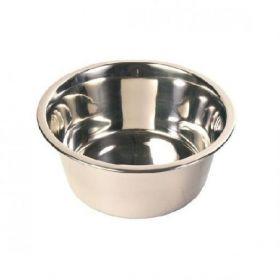 Миска металлическая для животных