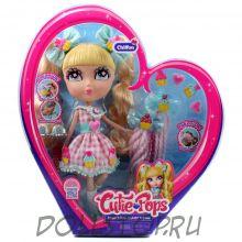 """Набор с куклой Кьюти Попс """"Шифон"""" - Cutie Pops Dolls """"Chiffon"""" 2013"""