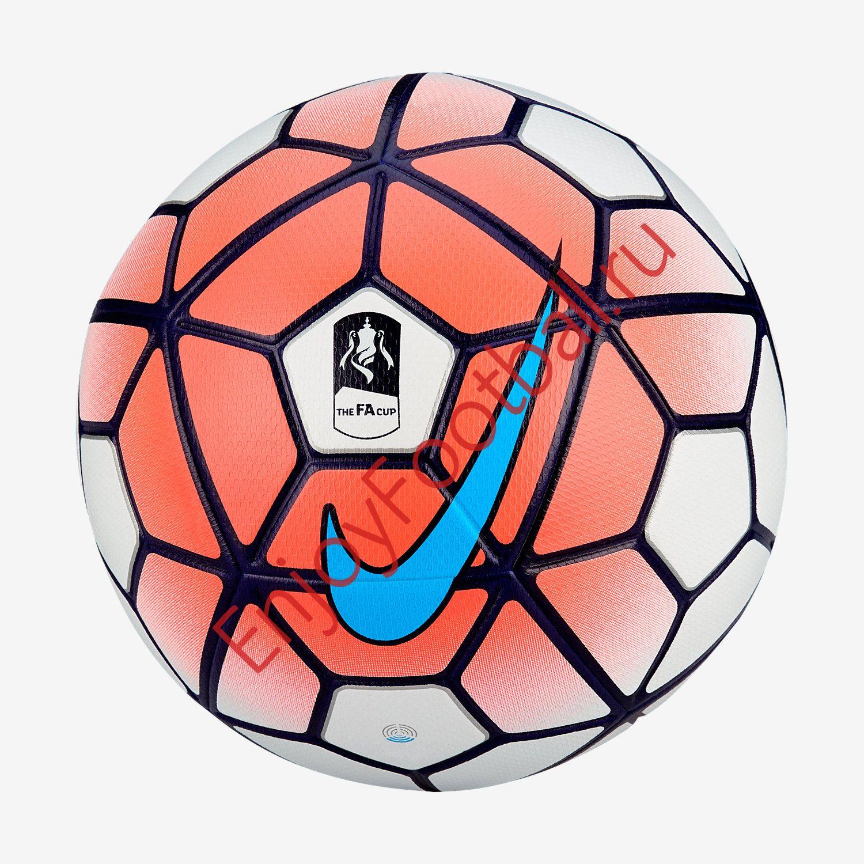 c35d594e Футбольный мяч NIKE ORDEM 3 - FA CUP SC2774-848 купить в интернет ...