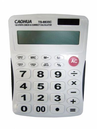 Калькулятор Caohua TS-8835C (12 разр.) настольный *