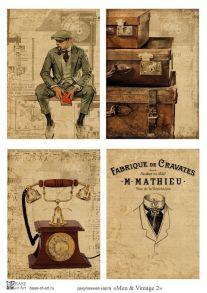 Men & Vintage 2