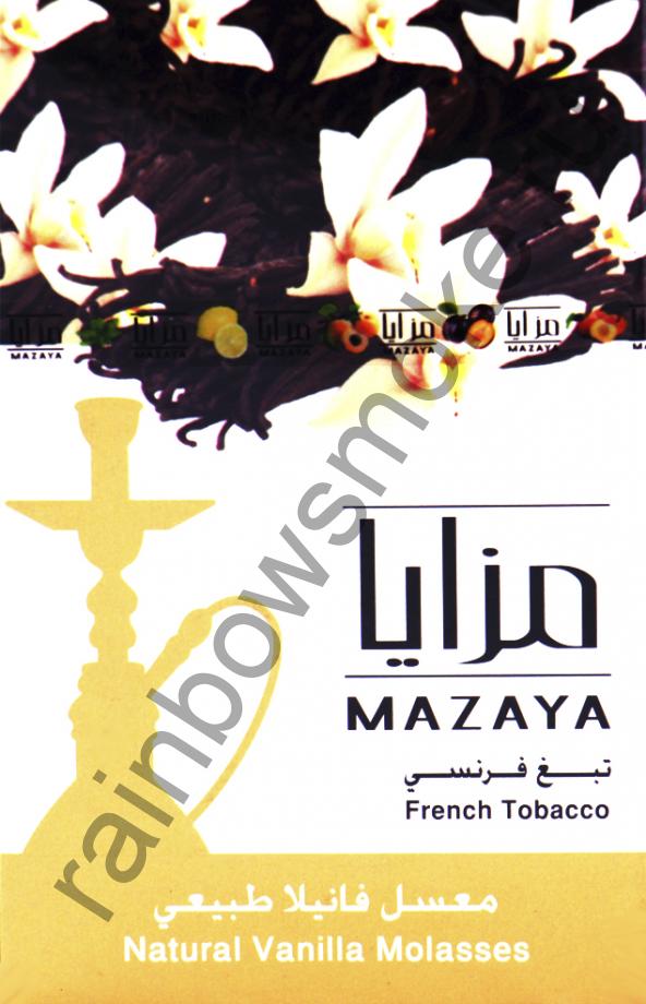 Mazaya 50 гр - Vanilla (Ваниль)